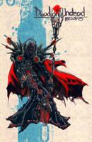Undead Warlock by morriszhao