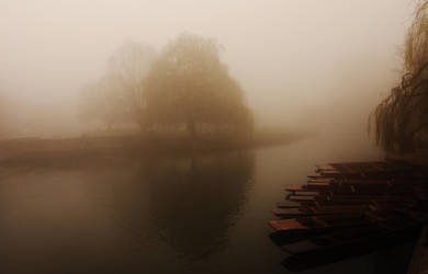 Down by the Cam by Tinsella