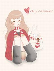 MERRY CHRISTMAS 2010 by HeartFullOfWine