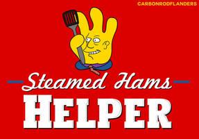 Hamburgerhelper Dev by CarbonRodFlanders
