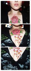 Tattoo by Chibipanduh