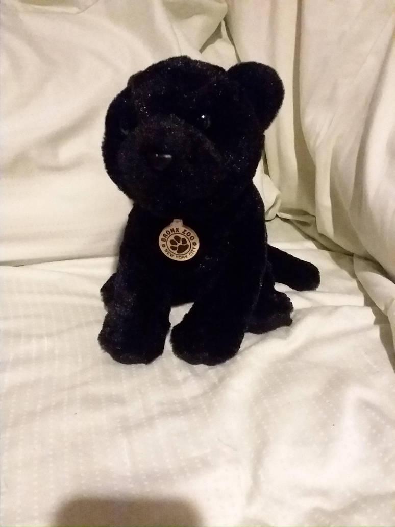 My Black Jaguar Plush By Unicornlover2500 On Deviantart