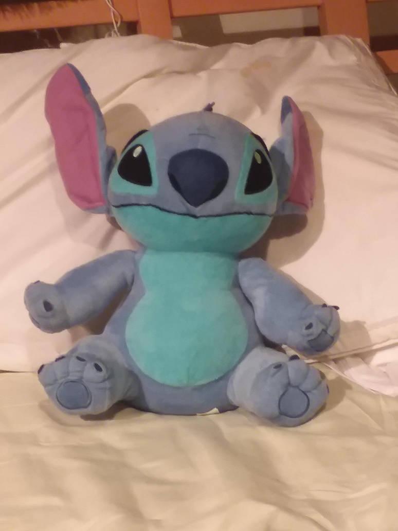 my Stitch plush  by UnicornLover2500