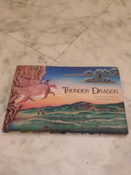 My In Search Of The Thunder Dragon Book  by UnicornLover2500