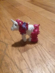 My Little Pony Christmas Ornament  by UnicornLover2500