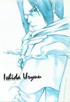 ISHIDA URYUU by kakashi1920