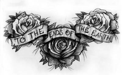 Bampw Drawing Roses Tattoo Ideas Text Favim Co By Keira5 On Deviantart