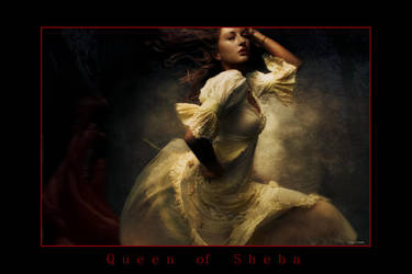 Queen of sheba by jeylina