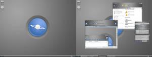 Longhorn Desktop by javierocasio