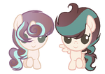 l + Next Gen + l the Royal Cake Twins by TheAppleBeauty