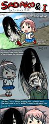 + Sadako and I + by Murata