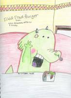 Fred-Fred Burger by gothicgal122
