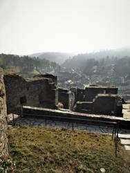La Roche from Ruin II by CyranoInk