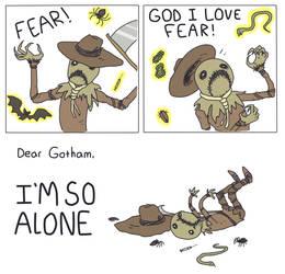 Scarecrow by StapledSlut