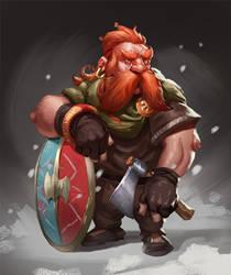 Dwarf by Prospass