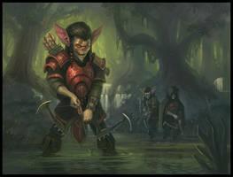 Archer goblins by DevBurmak