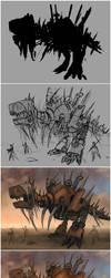 Steam raptor - Steps by DevBurmak