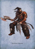 Berserker Cannibal by DevBurmak
