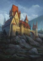 Castle (+video) by DevBurmak