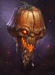 Hallowskull (+video) by DevBurmak
