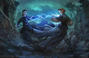 Duel of the Force by DevBurmak