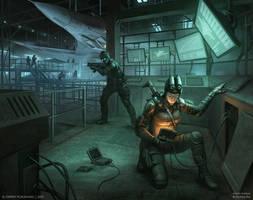 Black Ops - Spies by DevBurmak