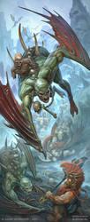 Crypt Flayers by DevBurmak