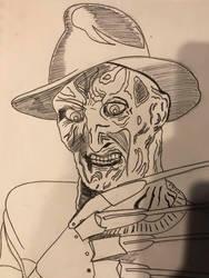 Freddy Krueger by Wild74Bill