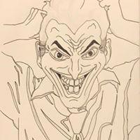 Joker by Wild74Bill