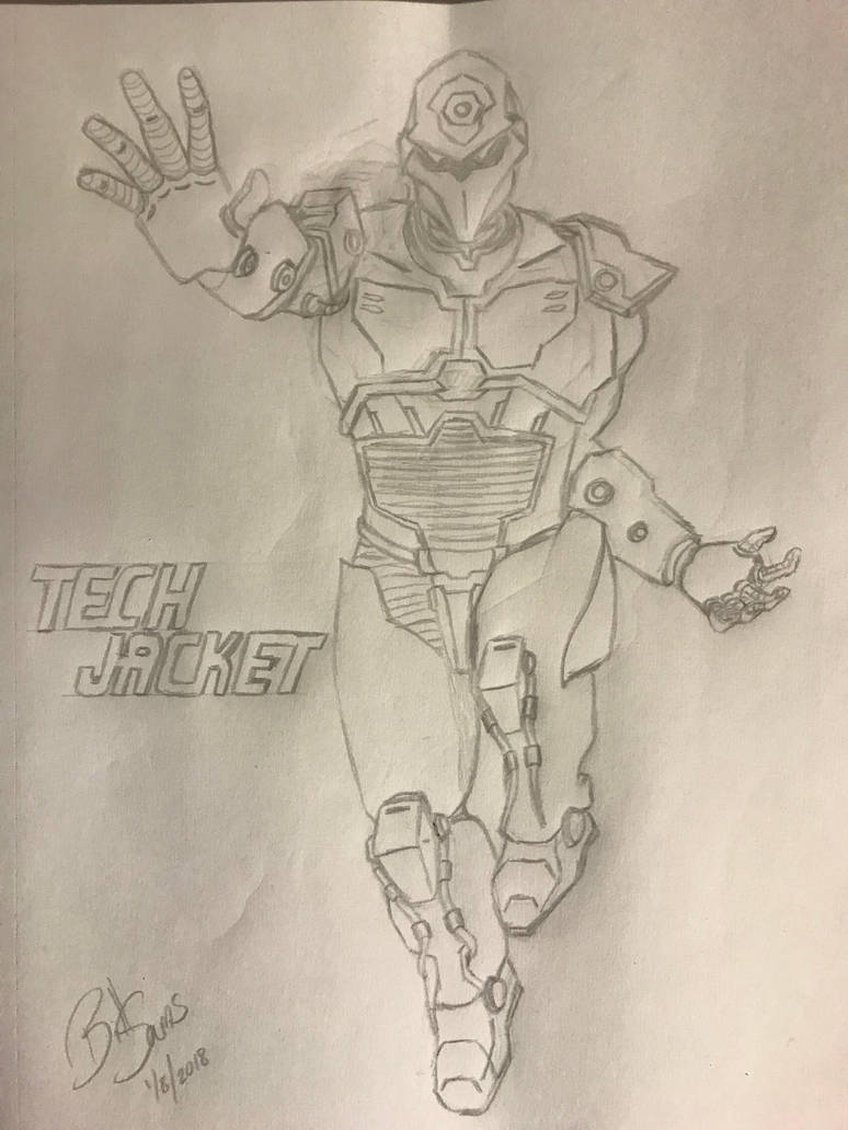 Image Tech Jacket by Wild74Bill