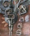La Gravedad del engranaje by greysmith