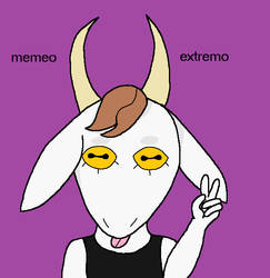 memeo extremo by mspaintpal