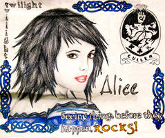 Alice Cullen by lemrac