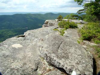 Tinker Cliffs by Trail-er
