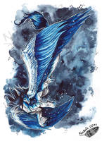 Niveru within the Storm by Natoli
