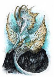 Dragon Zodiak: Capricorn by Natoli