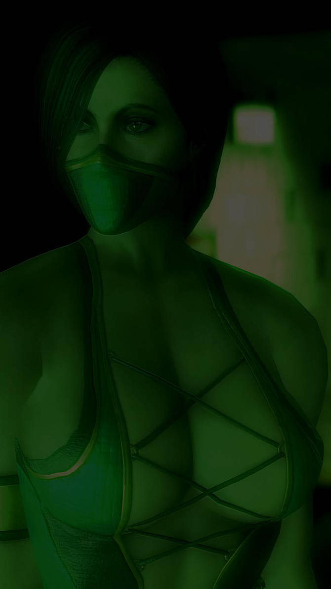 Mortal Kombat Jade 3 By Doom4rus On Deviantart