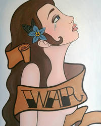 war destroy the soul by SaraCerasuolo