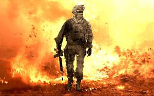 Call Of Duty Modern warfare 2 by noodleboy88