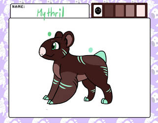 Mythril | Wyngro by Alfalfa-RP