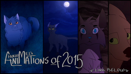 Animations of 2015 [LINK IN DESCRIPTION] by HulluMel
