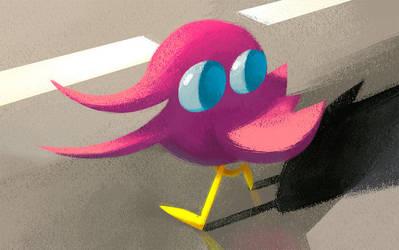 Underbird by FargalEX