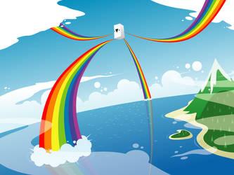 Rainbow Maker by FargalEX