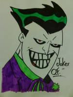 The Joker by CL0WNPRINCESS0FCRIME