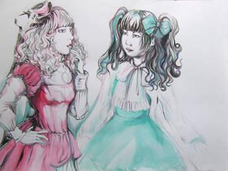 ....Lolitas Chat Line by Marimari13