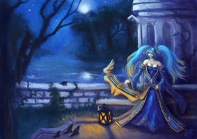 LoL - Song of Serenity by cubehero