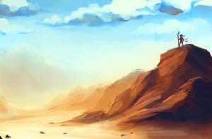 Desert 2 by cubehero