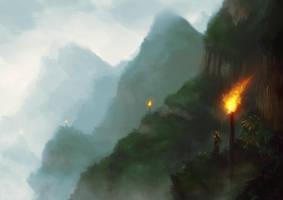 Fire Watchers by cubehero