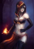 Dark Souls - Solara by cubehero