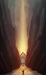 Chasm Gate by cubehero